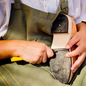 making shoes - how many can you make?